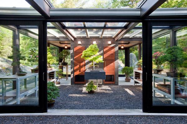 Modern Green house garden 4