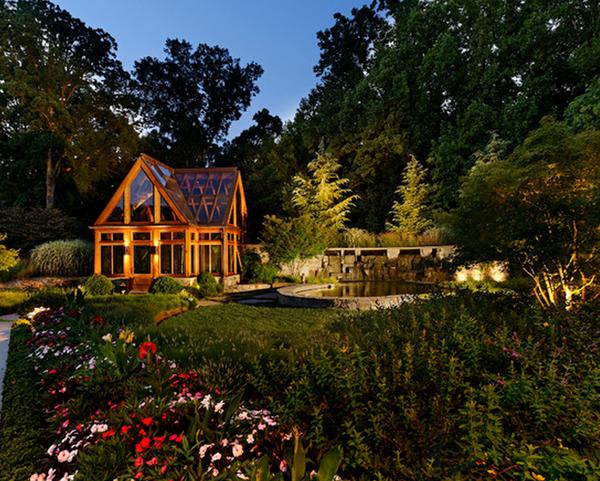 Rustic Modern Greenhouse 2