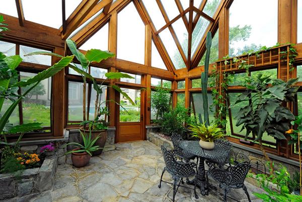 Rustic Modern Greenhouse 3