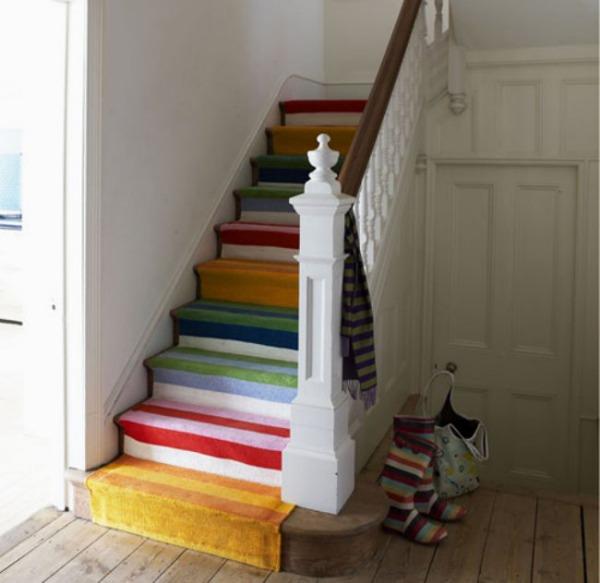 Beach towel stair runner.jpg