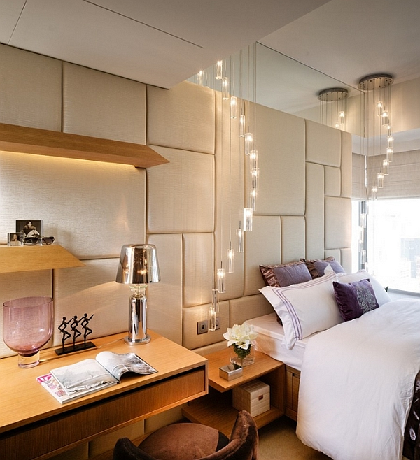 Bedside lighting with a difference
