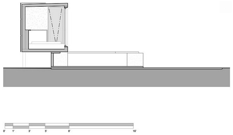 Blueprint of the simple shelter