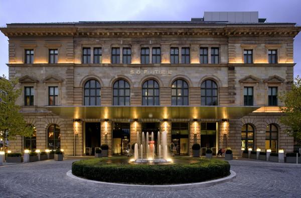 Sofitel Munich Bayersport in Germany  (1)