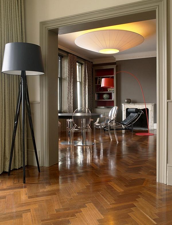 Use lighting to make a bold visual statement