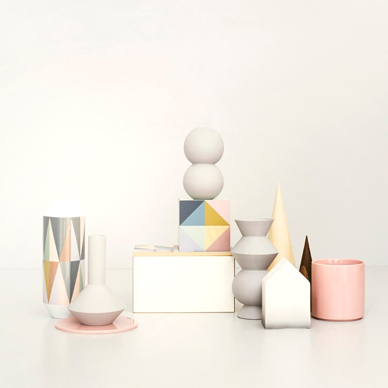 Geo accessories from ferm LIVING