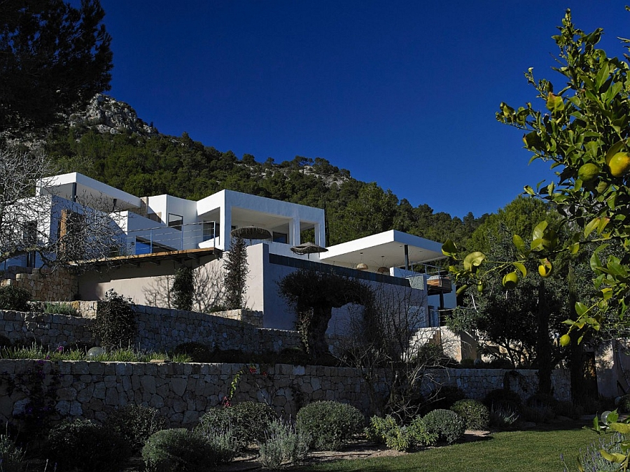 Can Schlacher Private Residence in Ibiza