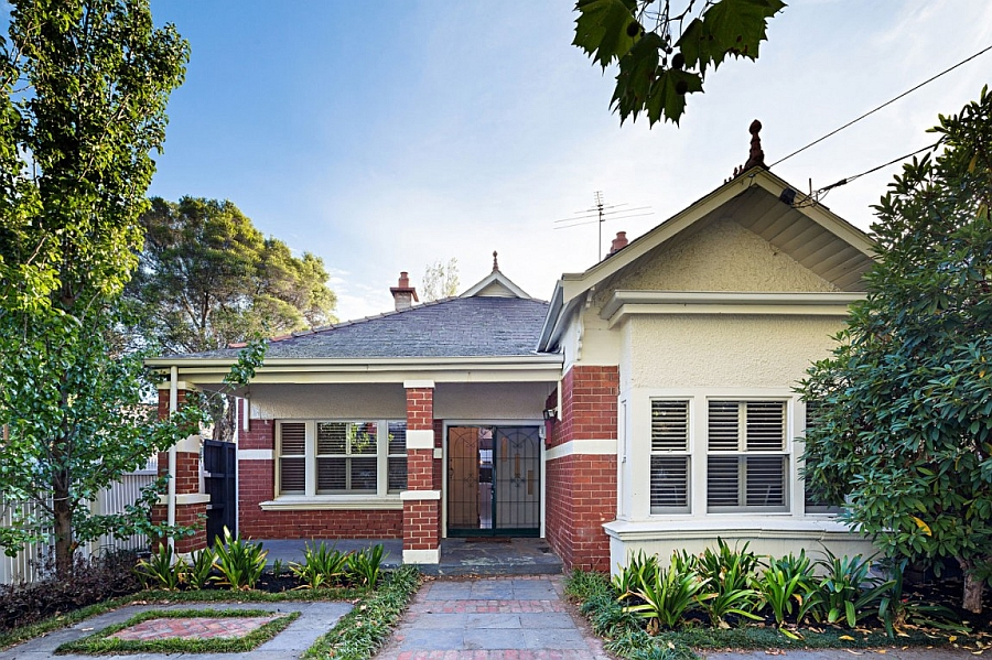Classic Edwardian Home in Victoria before renovation
