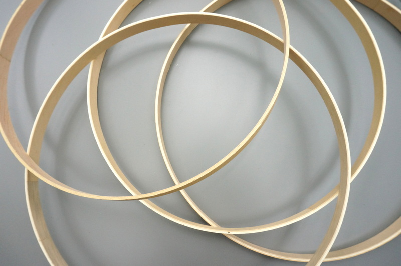 Quilting hoops galore!