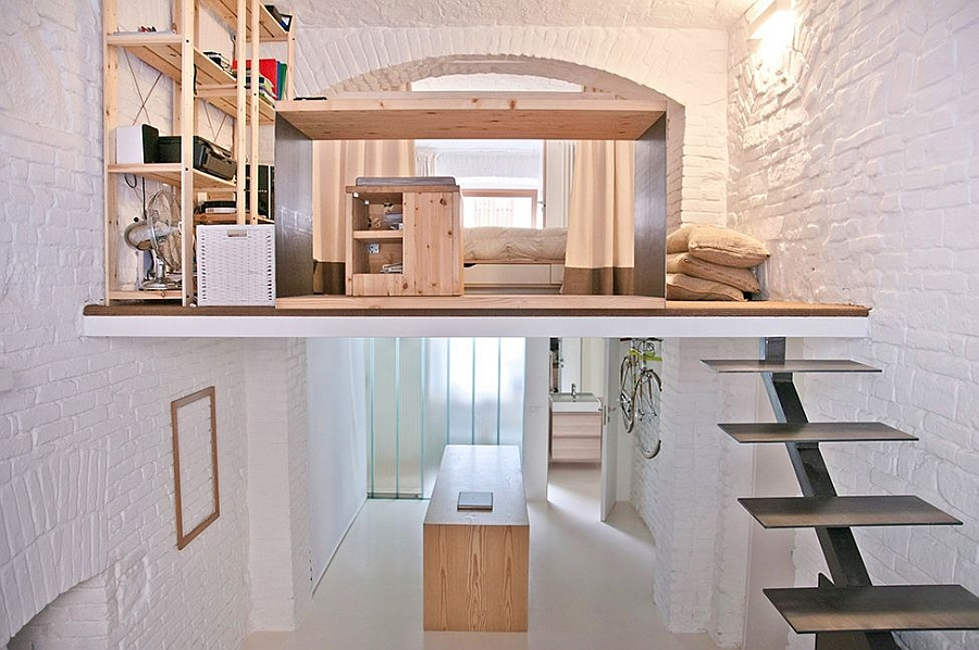 Gorgeous loft apartment in Turin