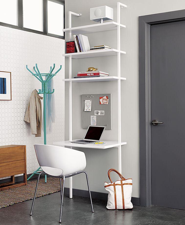 Handy home office nook