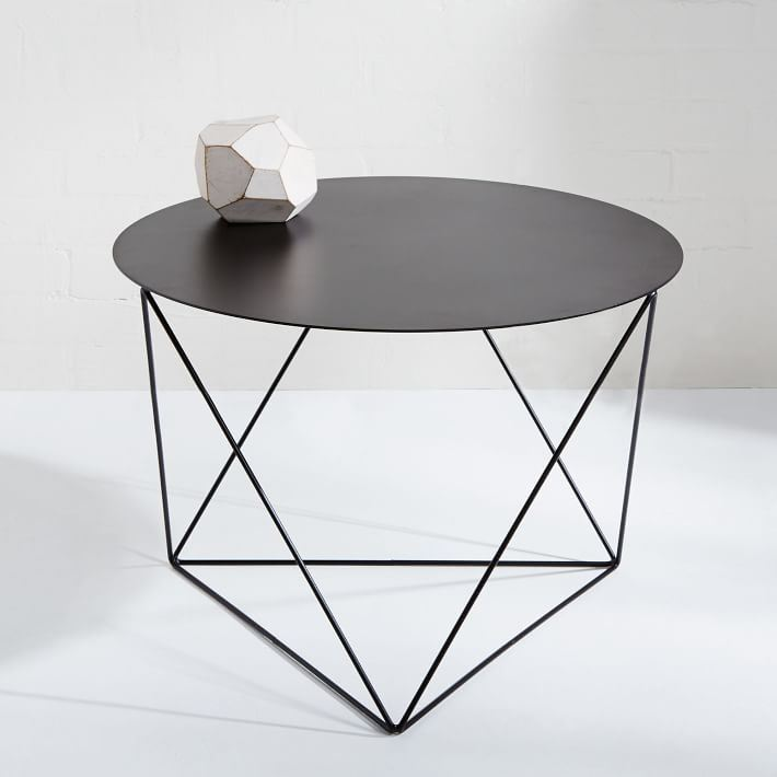 Octahedron table by Eric Trine
