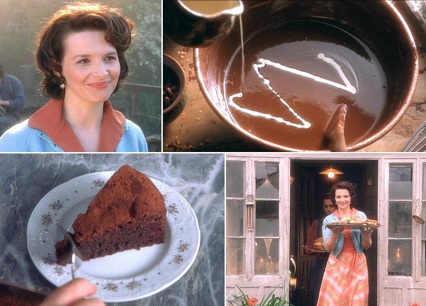 Chocolat montage