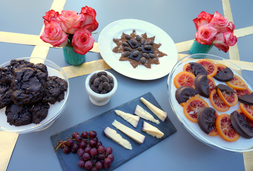 Chocolate Valentine's Day desserts
