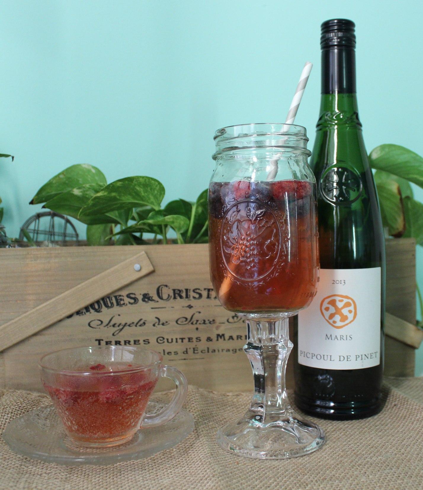 How to Make Wine Glasses with Mason Jars