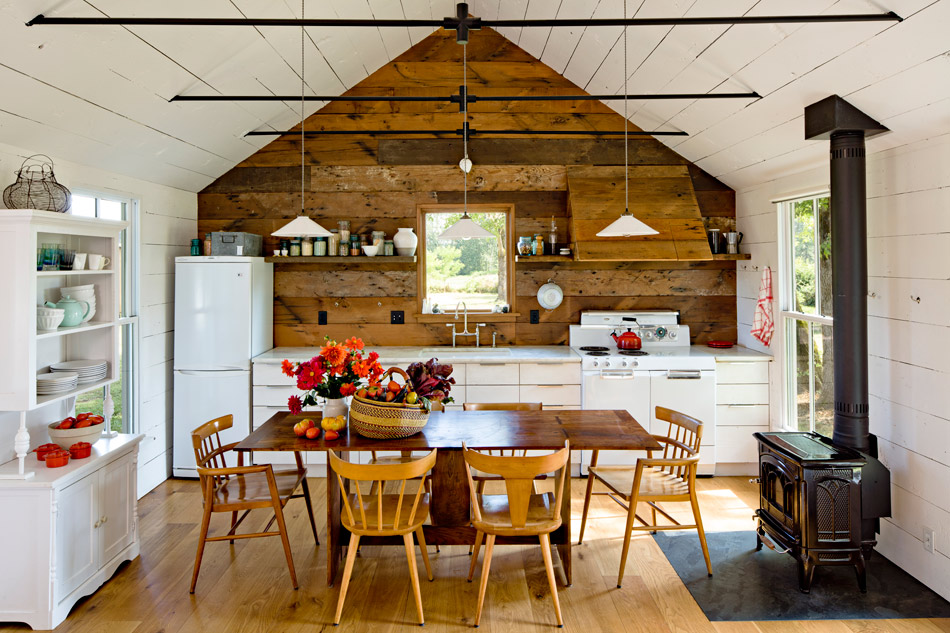 Tiny House in Portland Kitchen