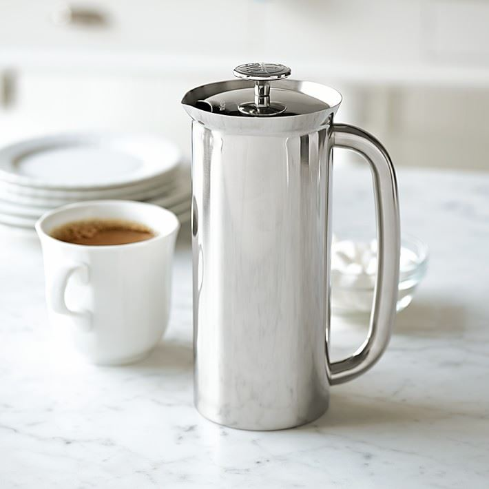 French coffee press from Williams-Sonoma