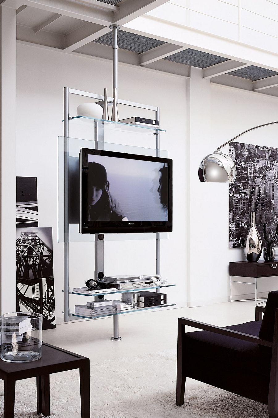 TV Stand that is perfect for small homes