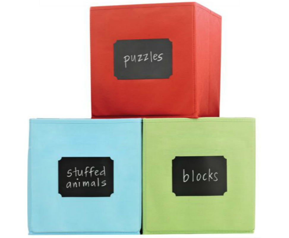 Martha Stewart Chalkboard Labels
