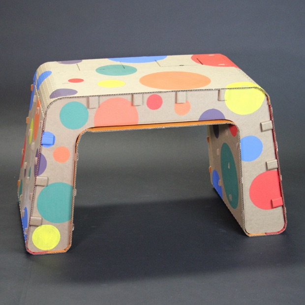 Polka Dot Desk