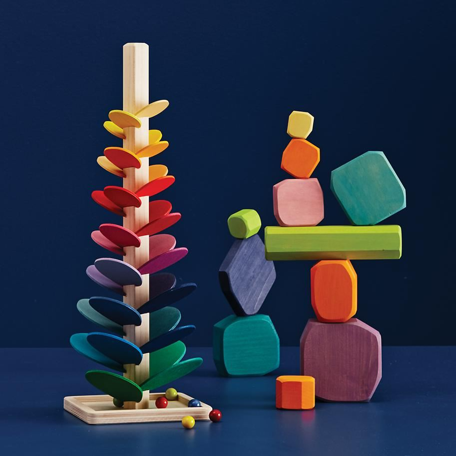 Wooden toys from The Land of Nod