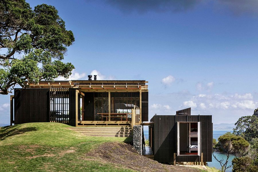 Lovely holiday home in Auckland with Sea and Mountain views