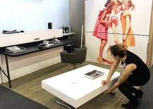 Transforming, Multi-use Furniture for Small Spaces