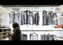 Girls Dreams: Automated Closets by Metalprojetti