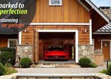 Dream Garages: How The Rich Park Their Supercars