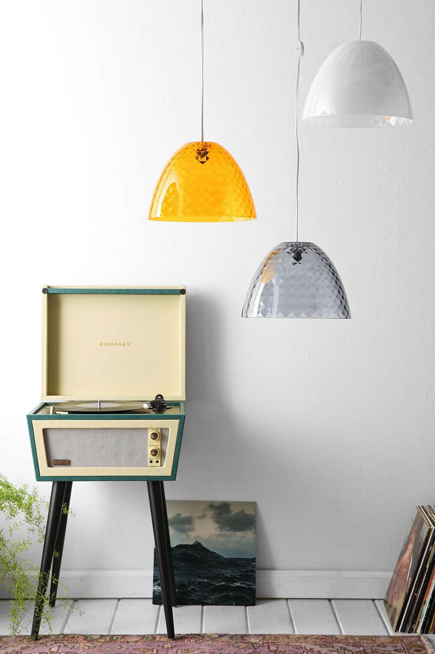 Pendant lights from Urban Outfitters
