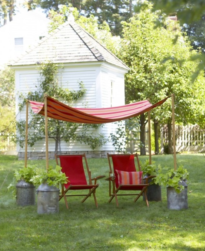 Easy to design outdoor canopy