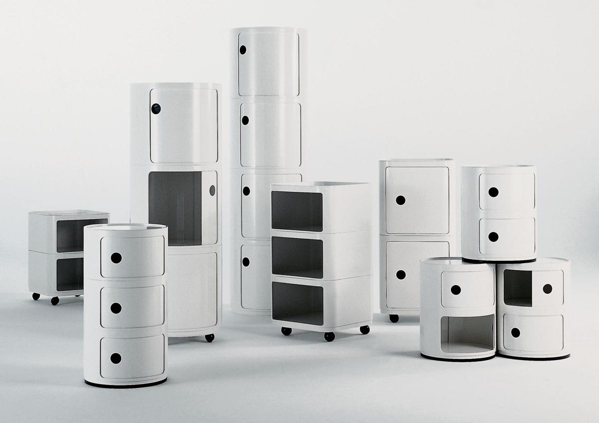 Componibili Storage Unit components