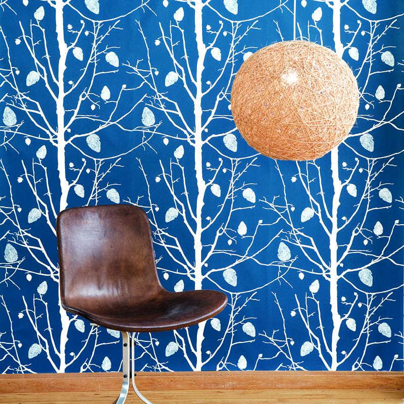 Family Tree wallpaper by ferm LIVING