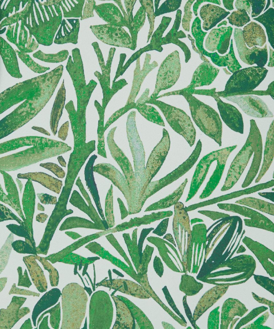 Orchard Wallace Secret Garden Wallpaper