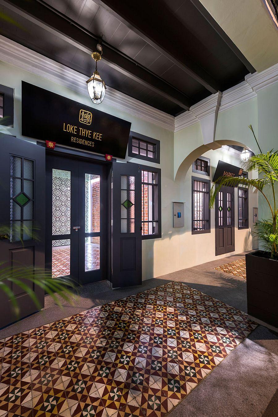 Loke Thye Kee Residences by by Ministry of Design in Georgetown, Penang