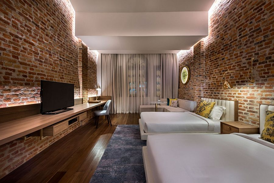 Luxurious stay in Penang that recaptures its historic past in a contemporary fashion