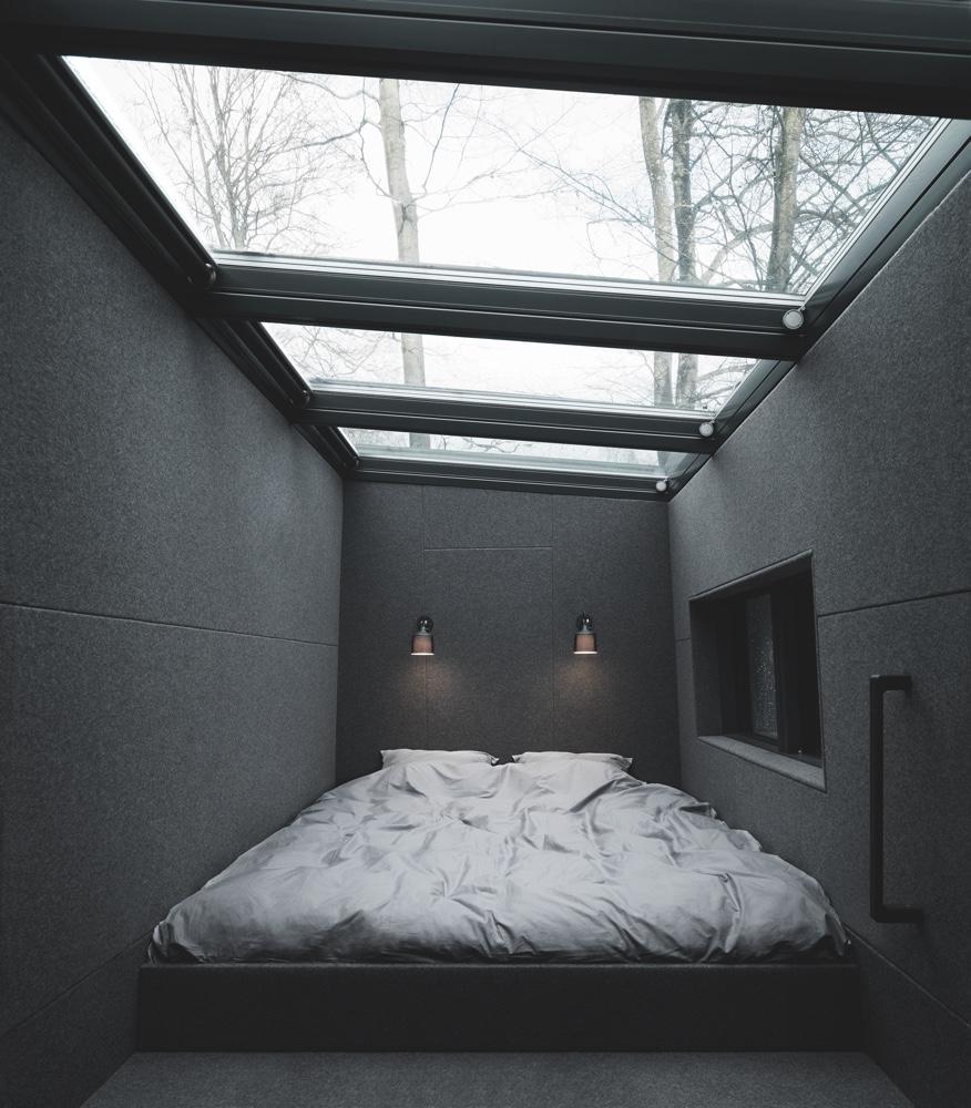 Vipp Shelter Sleeping Area