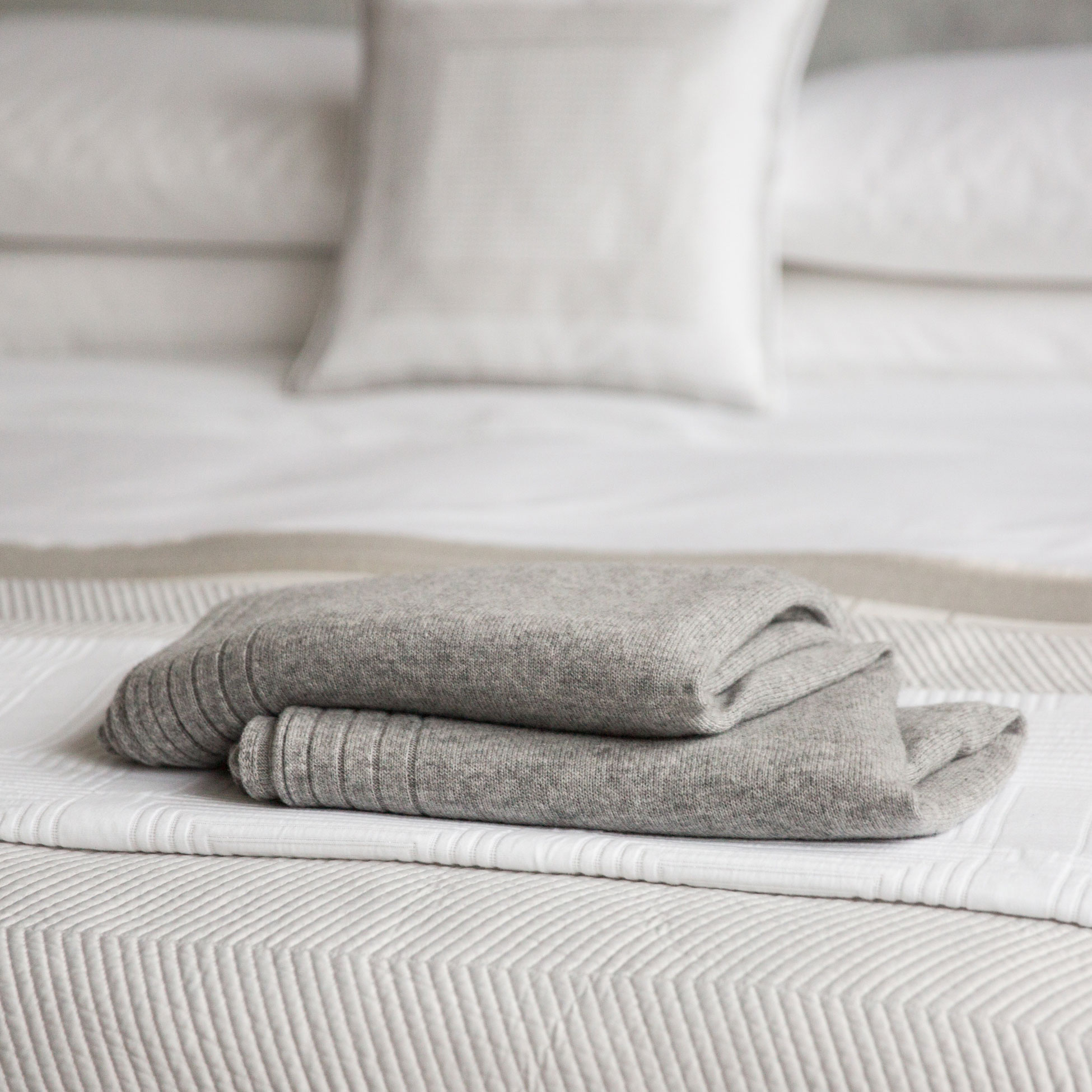 Cashmere throw from Zara Home