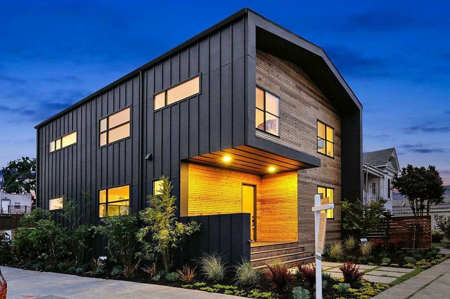 Modern classic family home design in California