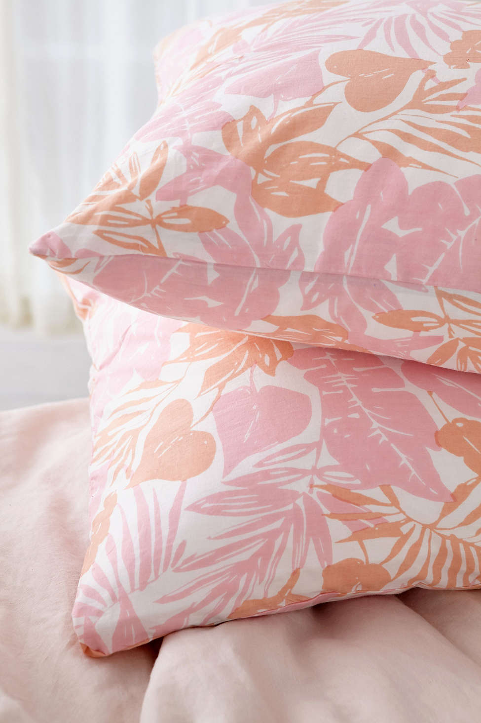 Tropical pillowcase set from Urban Outfitters