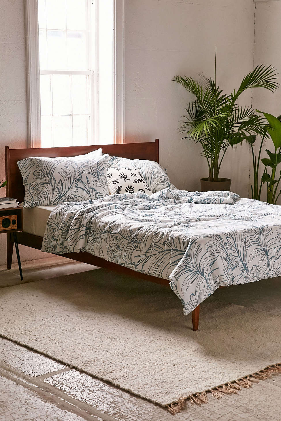 Beachy bedding from Urban Outfitters