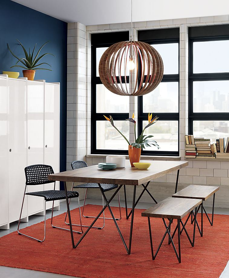 Breezy style from CB2