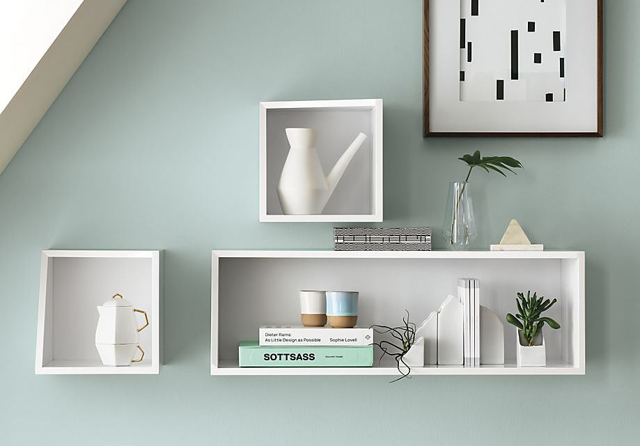 Clean-lined tropical style from CB2