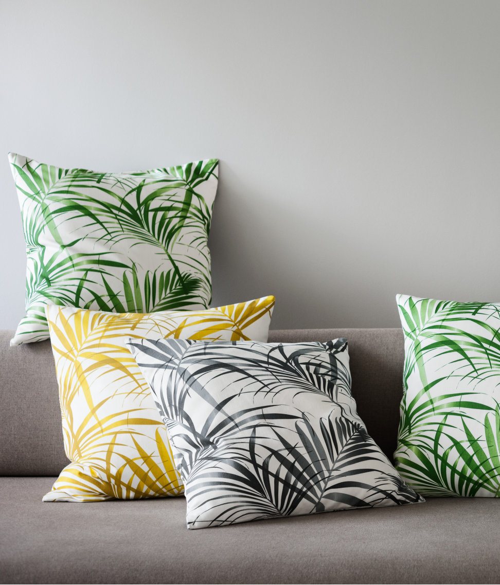 Cushion covers from H&M Home