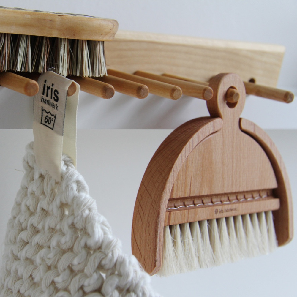 Iris Hantverk Table brush
