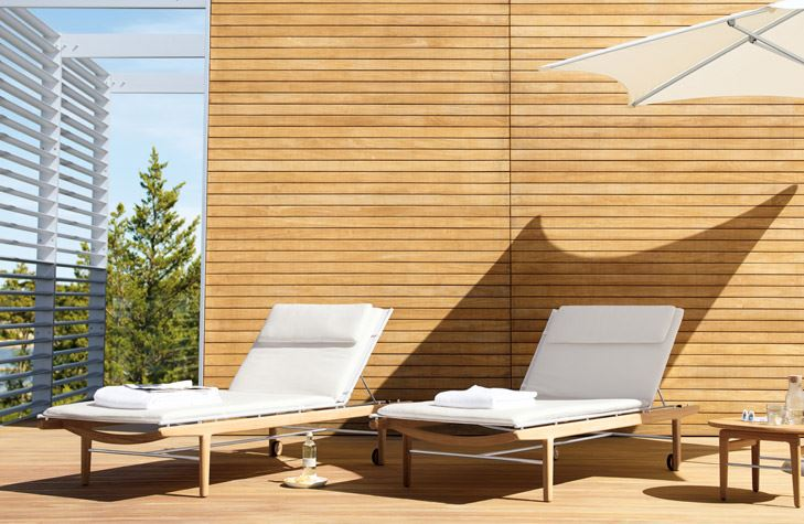 Lounge chairs from Design Within Reach