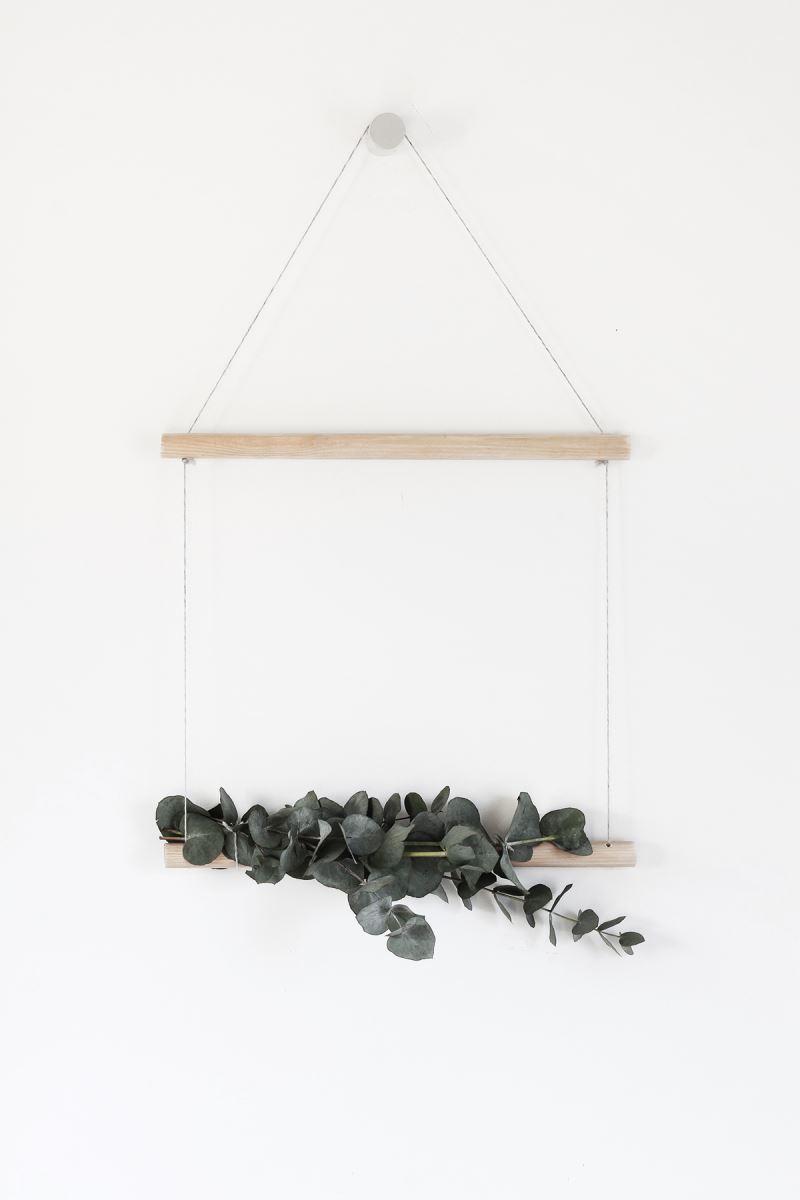 DIY branche hanger from MyDubio