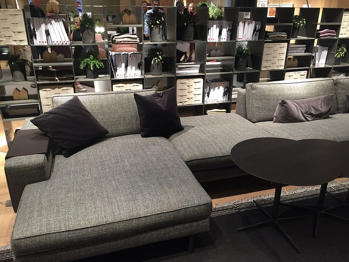 Closer look at the Irving Sofa
