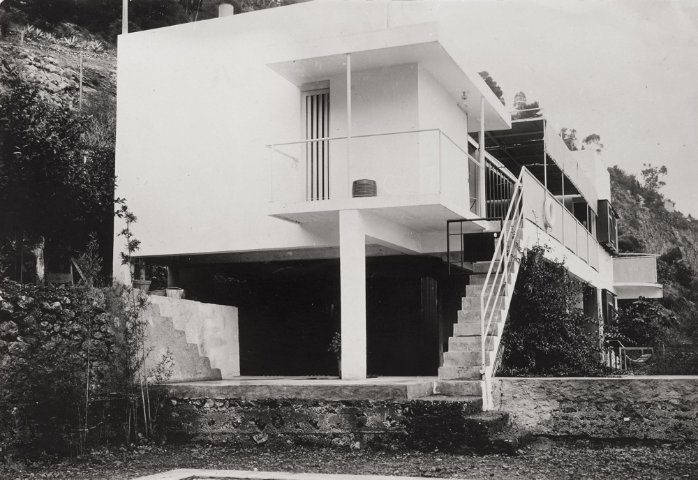 Eileen Gray's house E1027