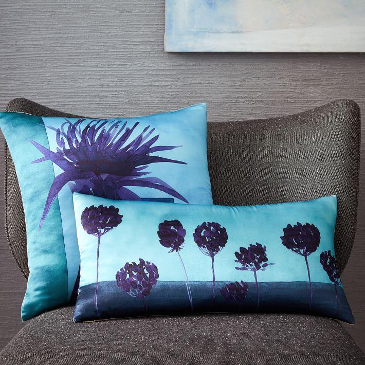 Roar + Rabbit pillows from West Elm