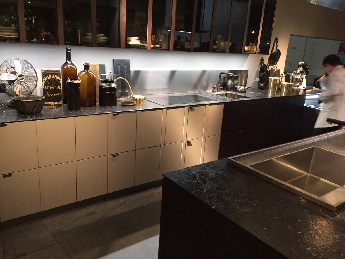Smart modern kitchen design solutions from Alf DaFre Valdesign
